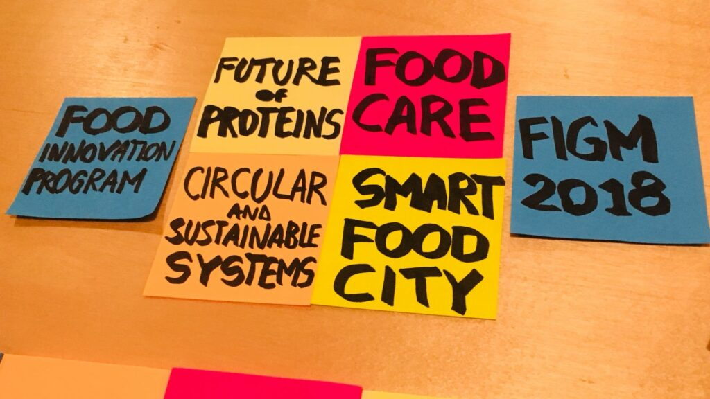Food Shapers | Circular Economy and Sustainable Food Systems